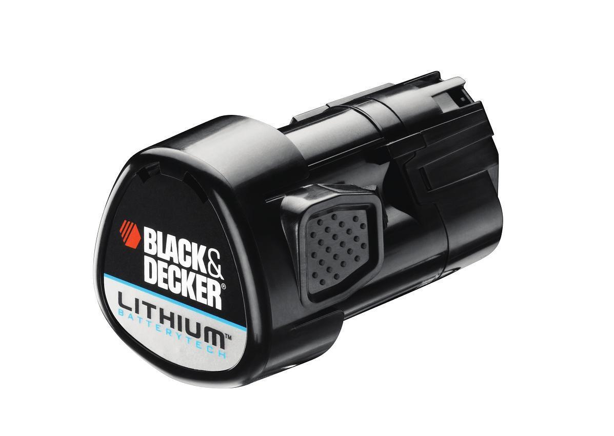 Batterie  lithium Black & Decker BL131010,8 V 1,3 Ah