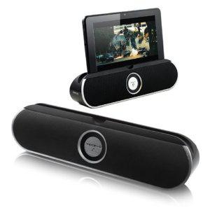 Haut-parleur sans fil Bluetooth pour tablettes, téléphones portables