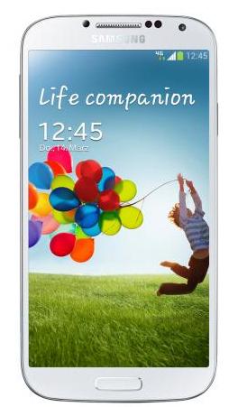 Smartphone Samsung Galaxy S4 16Go blanc
