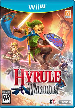 [Précommande] Jeu Hyrule Warriors Wii U