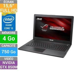 PC Portable Gamer Asus G56JK-DM106H -
