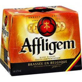 Bière Blonde Affligem 12x25cl