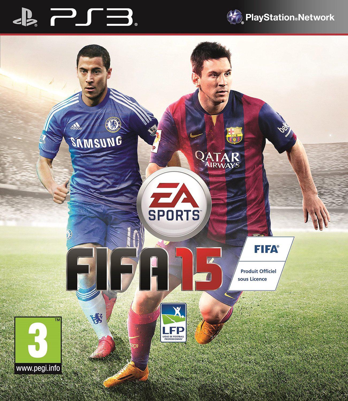 FIFA 2015 sur PS3 + Manette EA Sport Football Club 2015