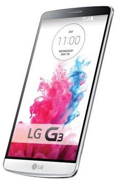 Smartphone LG G3 - 16 Go blanc ou noir