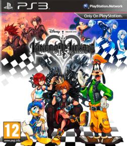 Sélection de jeux vidéos en promo - Ex : Kingdom Hearts HD