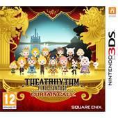 Jeu Theatrhythm Final Fantasy: Curtain Call sur Nintendo 3DS