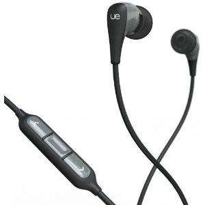 1 télécommande HARMONY 200 + 1 casque Ultimate Ears 200Vi