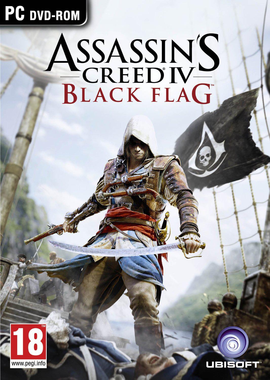 Assassin's Creed IV Black Flag sur PC (Dématérialisé - Uplay)