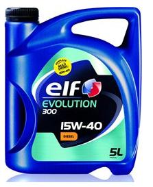 Huile Elf Evolution turbo, différentes viscosité en promo (15W40, 10W40, 5W30 ou 5W40)