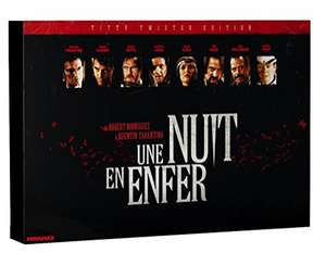 Coffret Blu-ray + DVD Une Nuit en Enfer - Edition Titty Twister