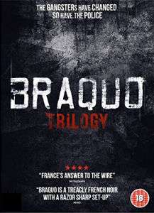 Coffret Blu-ray Trilogie Braquo