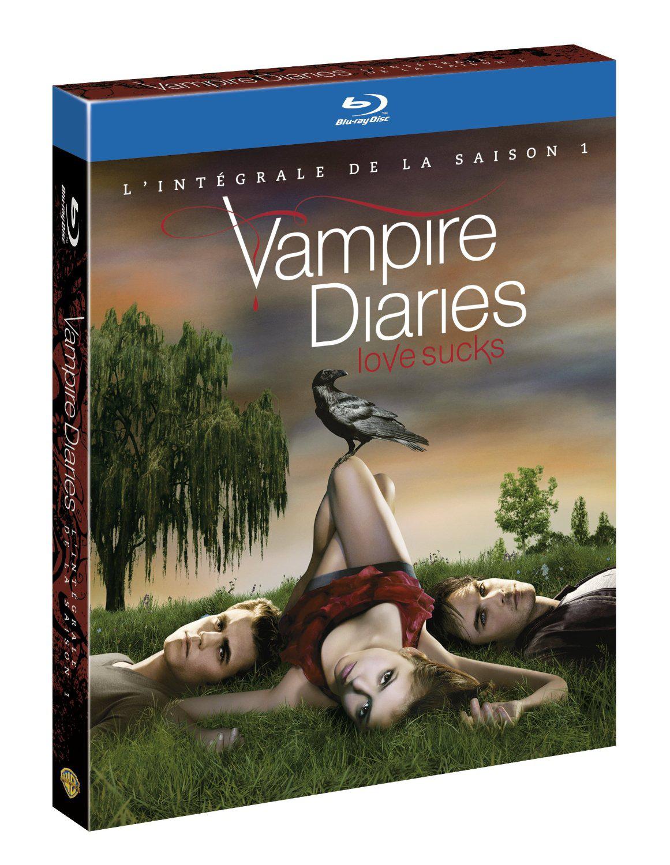 Vampire Diaries - Saison 1 - Coffret 4 Blu-ray