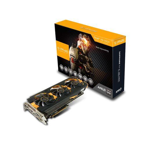Carte graphique Sapphire Radeon R9 290X Tri-X, 4 Go + 3 jeux offerts