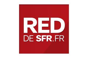 Forfait RED sans engagement 2h avec SMS et MMS illimités à 1€/mois pendant 1 an + Napster