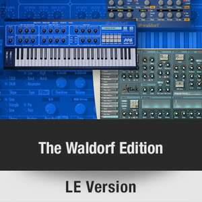 Logiciel Waldorf Edition LE gratuit sur PC et Mac