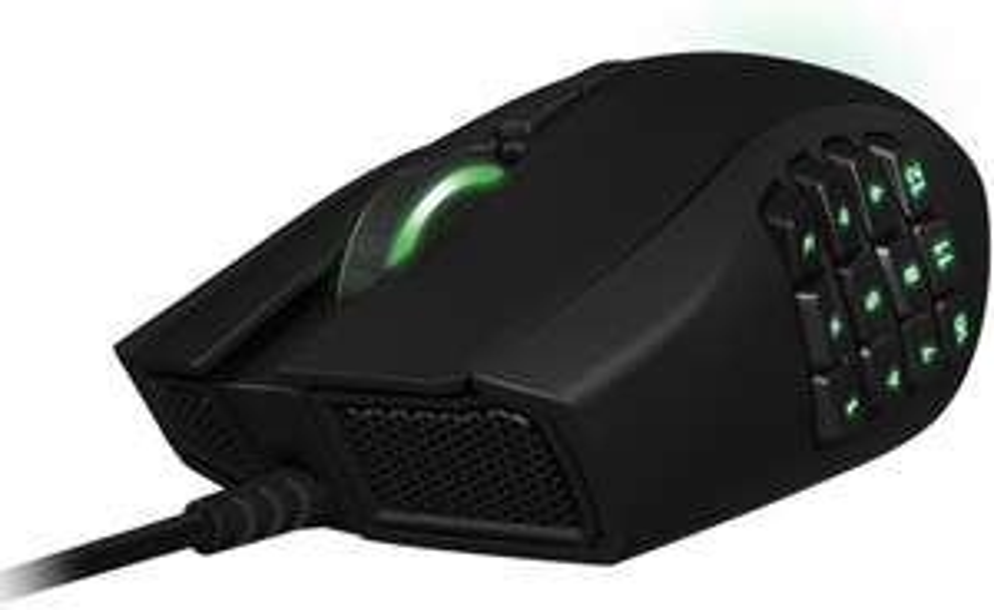 Souris Gaming filaire USB Razer Naga 2014  Noir