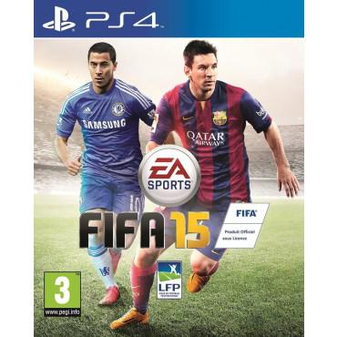 5€ de réduction sur FIFA15 - Ex : Version PS Vita à 28.99€, PS3/XBOX 360 à 50.5€, PS4 & XBOX One