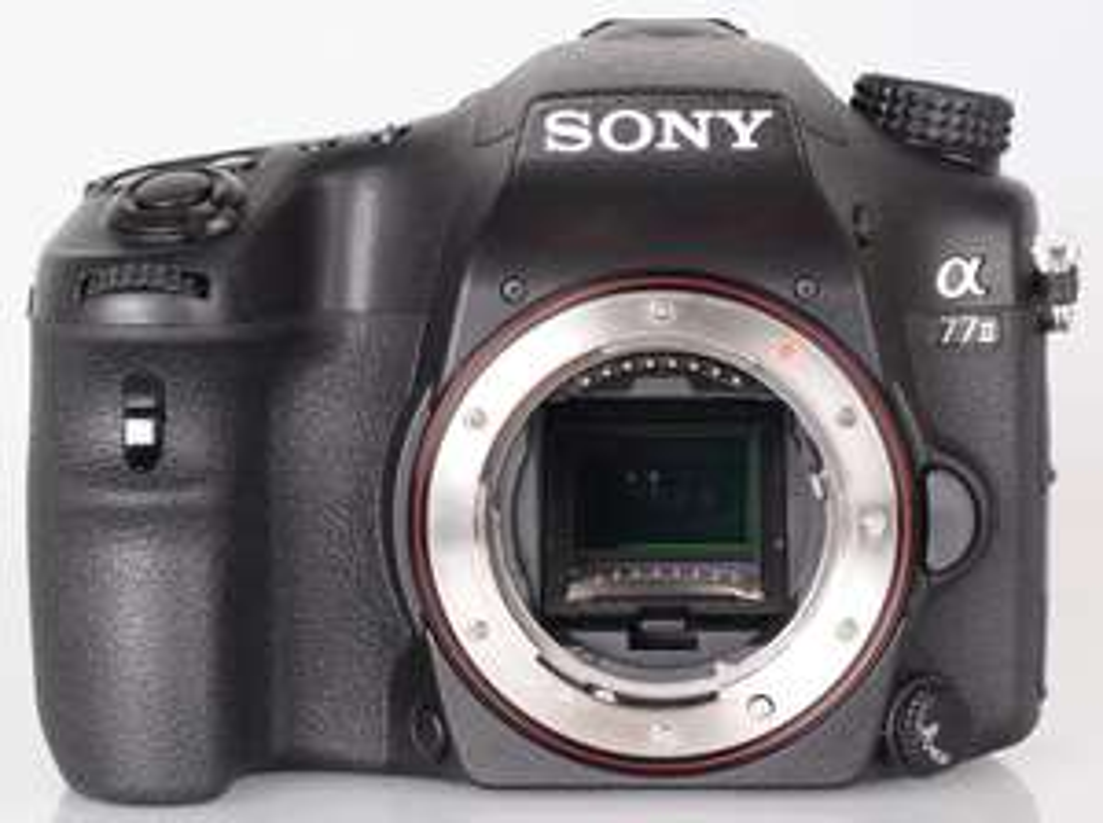 Reflex Sony Alpha A77 II nu (ILCA-77M2)