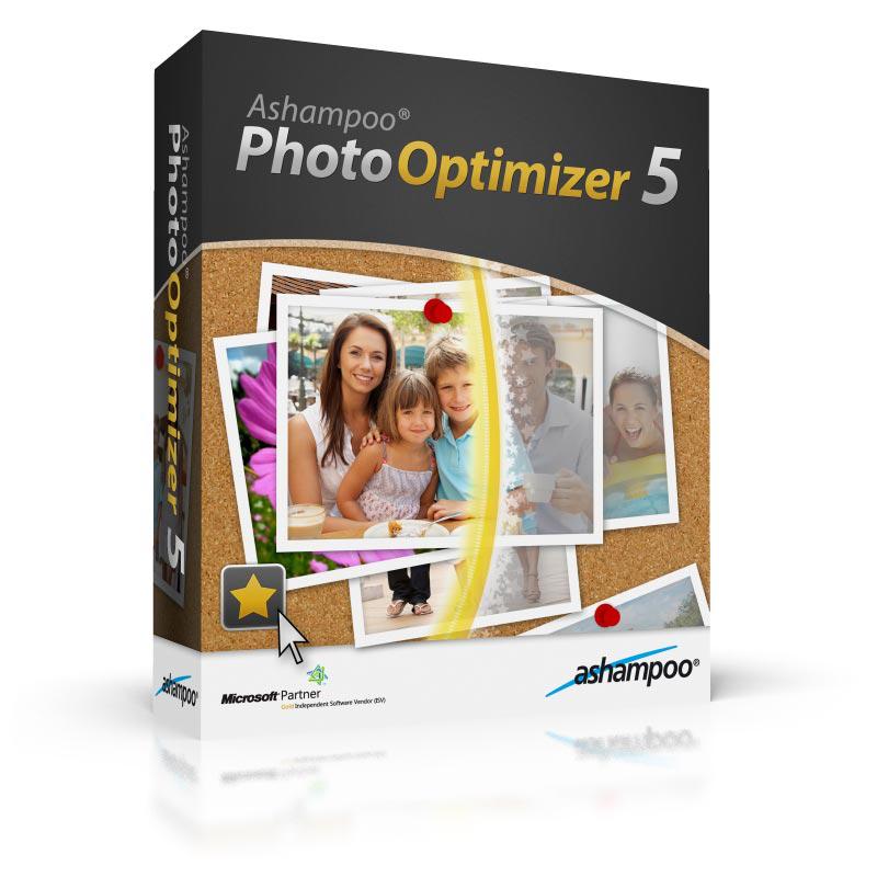 Logiciel Ashampoo Photo Optimizer 5 gratuit sur PC
