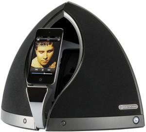 Enceintes pour iPhone et iPod Monitor Audio iDeck 100 + Bon cadeau de 10€