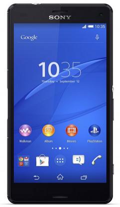 "Précommande : Smartphone 4.6"" Sony Xperia Z3 Compact - Noir ou Blanc"