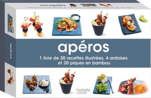 Coffret Cuisine Hachette Pratique (5 modèles)