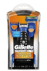 Tondeuse Rasoir Fusion Proglide Styler 3 en 1 Gillette 80210652