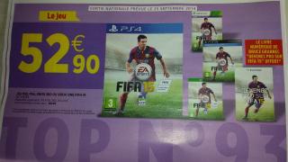 FIFA 15 Sur PS3, PS4, XBOX ONE / 360 + Livre Numérique Devenez Pro Sur FIFA 15