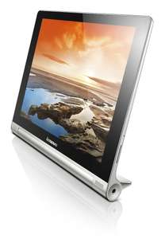"Tablette 10,1"" Lenovo Yoga B8000 16 Go - Wi-Fi + 3G"