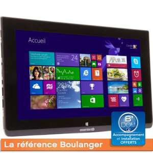 Tablette windows 8.1 EssentielB PC'TAB 1203