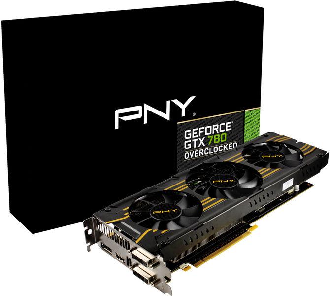 Sélection de cartes graphiques en promo - Ex : PNY Nvidia GTX780  XLR8 OC 3GB