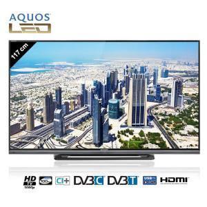 "TV Full HD 46"" - Sharp LD-46LD164E"