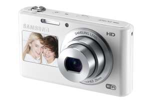 Appareil photo Samsung DV150F - Blanc