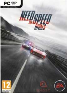 Jeu  Need for Speed Rivals PC version boite