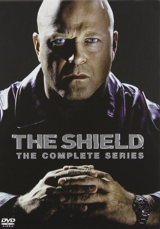 Coffret DVD The Shield : Intégrale (Zoné)