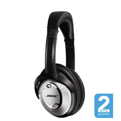 Casque à réduction de bruits Bose QuietComfort 15