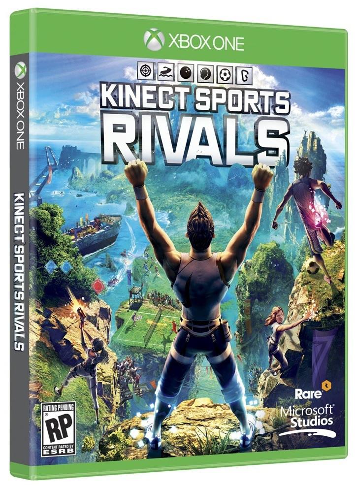 Jeu Kinect Sport Rivals sur Xbox One