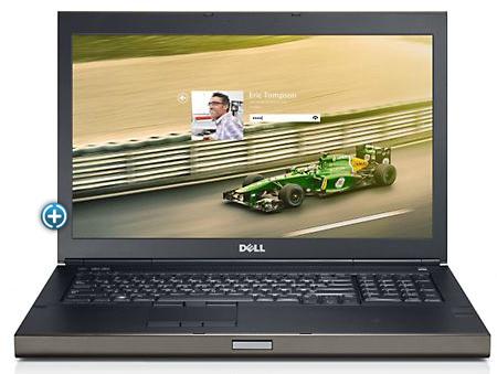 Déstockage sur les PC portables Pro - Dell Precision M6800 Puissance