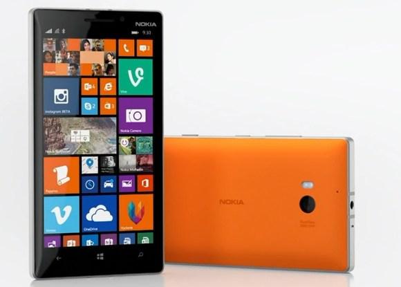 Pack Smartphone Nokia 930 + 1 chargeur sans fil Fatboy + 1 Bracelet FitBit Flex