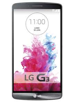 Pack Smartphone LG G3 Titane 16Go  + tablette LG Gpad