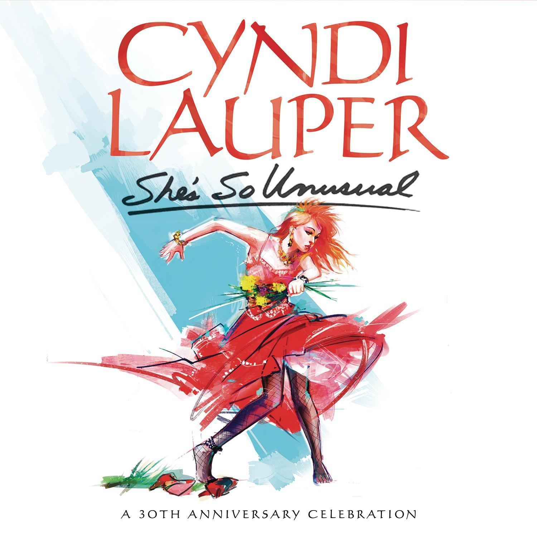 Cindi Lauper She'S So Unusual - A 30th Anniversary Celebration (Deluxe Edition 2 Cd)