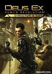 Promo SquareEnix - Ex : Deus Ex: Human Revolution - Director's Cut (steam)
