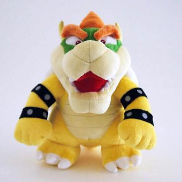 Peluche Nintendo Bowser 26cm