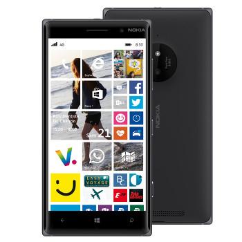 Pack Smartphone Nokia Lumia 830 + enceinte NFC MD12