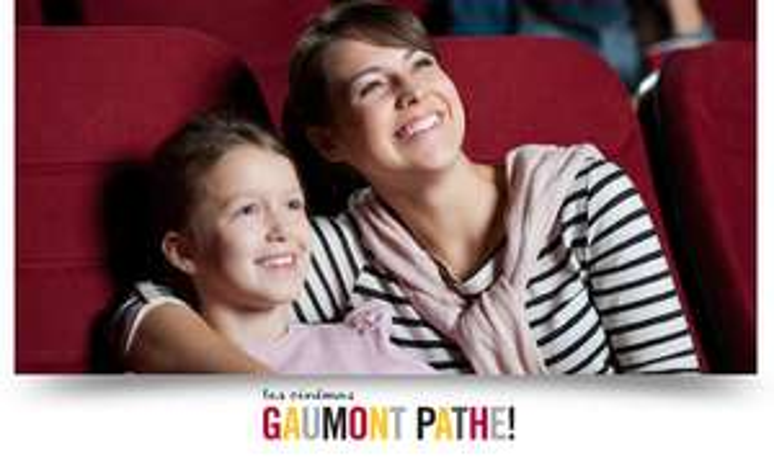 Place de cinéma Gaumont Pathé (partout en France)