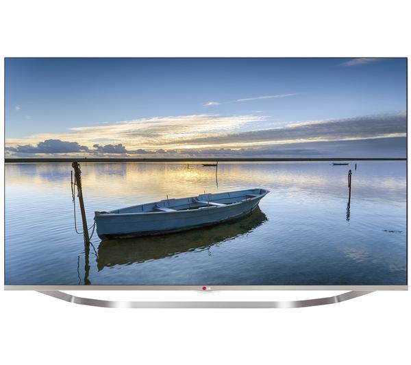 TV LG 119cm -  47LB700V Smart TV 3D