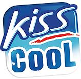 Lot de 2 boites de Kiss Cool avec remise carte