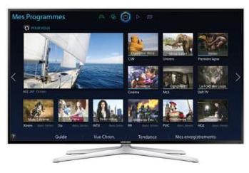 "TV LED Samsung 50"" - UE50H6400 AWXXN 3D"