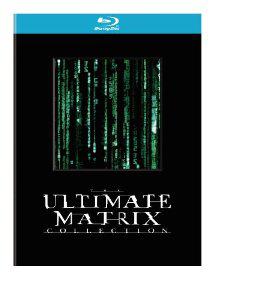 Coffret Blu ray Ultime Collection Matrix