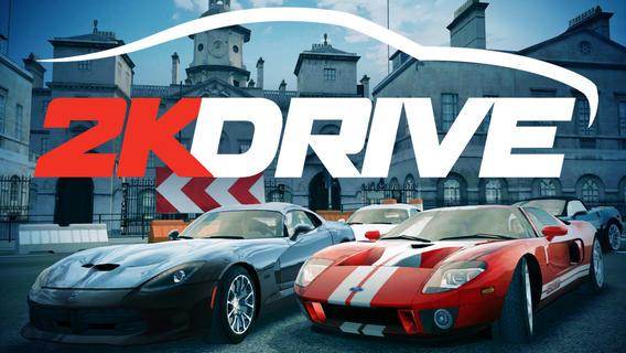 Jeu 2K Drive gratuit sur iOS (au lieu de 5,99€)